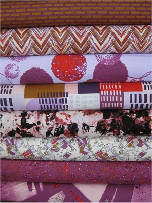 Jay McCarroll, Center City, Uptown in FAT QUARTERS, 8 Total