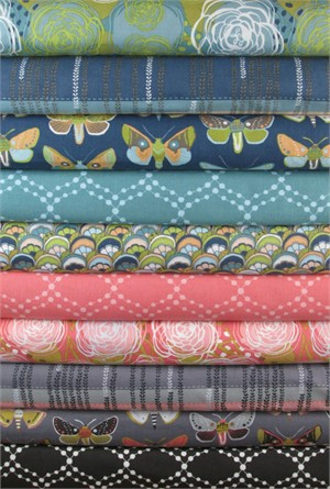 Jessica Swift, Harmony in FAT QUARTERS 8 Total