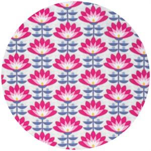 Joel Dewberry, Atrium, Deco Bloom Fuchsia