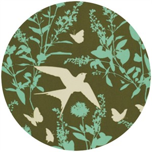 Joel Dewberry, Bungalow, SATEEN, Swallow Study Forest