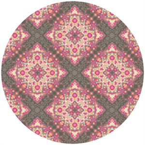 Joel Dewberry, Notting Hill, SATEEN, Kaleidoscope Pink
