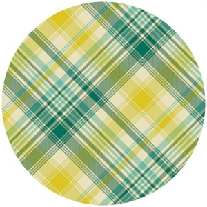 Joel Dewberry, Notting Hill, Tartan Aquamarine