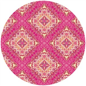Joel Dewberry, Notting Hill, VOILE, Kaleidoscope Magenta