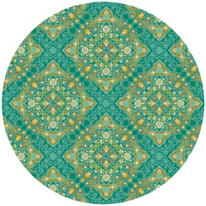 Joel Dewberry, Notting Hill, VOILE, Kaleidoscope Teal