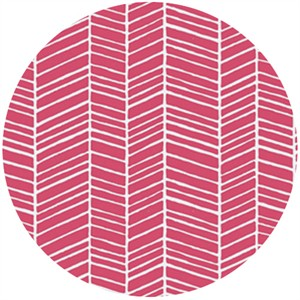 Joel Dewberry, True Colors, Herringbone Pink