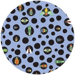 Jone Hallmark for Blend, Bugs, Bug Dots Blue