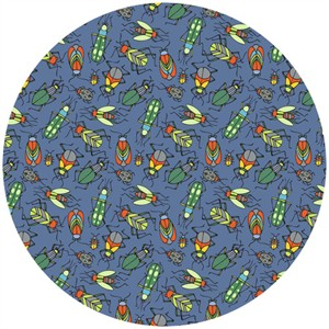 Jone Hallmark for Blend, Bugs, Swarm Blue