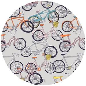 Julia Rothman, Ride, Bikes Grey