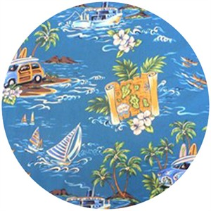 Kawaii from Hawaii, Surfin Safari Blue