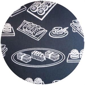 Kawaii, Indigo, Sushi