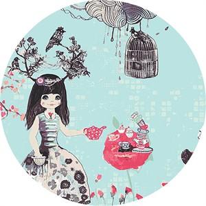 Katarina Roccella for Art Gallery, Wonderland, Wonderlandia Fondant