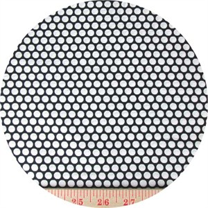 Kei, Honeycomb Dot Black