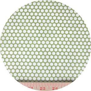 Kei, Honeycomb Dot Grass Green