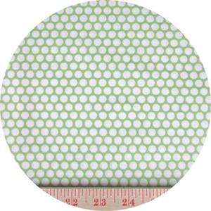 Kei, Honeycomb Dot Light Green