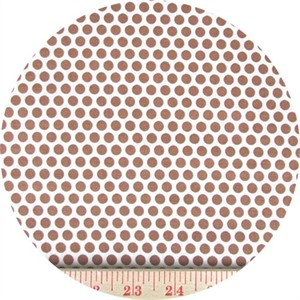 Kei, Honeycomb Dot Reversed Brown