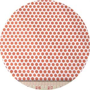 Kei, Honeycomb Dot Reversed Orange