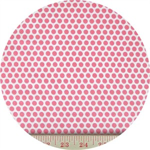 Kei, Honeycomb Dot Reversed Pink