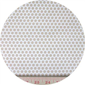 Kei, Honeycomb Dot Reversed Taupe