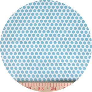 Kei, Honeycomb Dot Reversed Turquoise