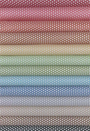 Kei, Honeycomb Dot Sampler 12 Total