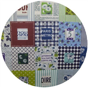 Kei Japan, Paris Patch Blue