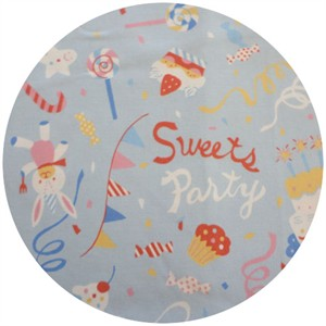 Kei, Sweets Party Light Blue