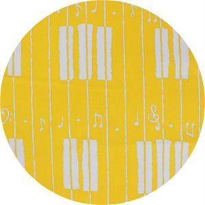 Japanese Import, CANVAS, Keys Yellow