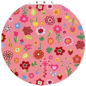 Kinkame, Toy Poodle, Blooms Pink
