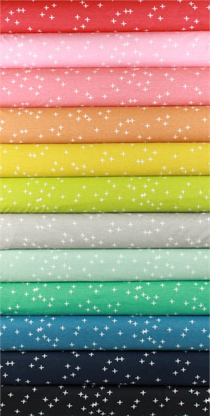 Birch Organic Fabrics, Mod Basics 3, KNIT, Wink 10 Total