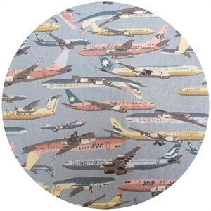 Kobayashi, Airplanes Blue