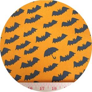 Kobayashi, CANVAS, It's Raining Bats Orange
