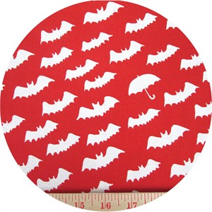 Kobayashi, CANVAS, It's Raining Bats Red