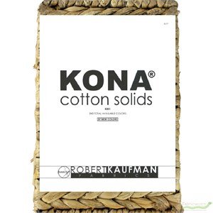 Robert Kaufman, Kona Cotton Solids, Fold Out Color Chart