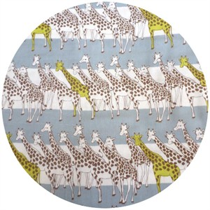 Kobayashi, DOUBLE GAUZE, Giraffes Sky