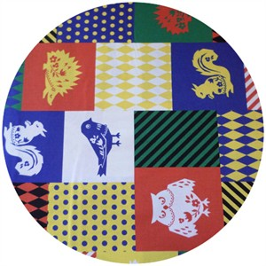 Kokka Japan, Harlequin Squares Primary