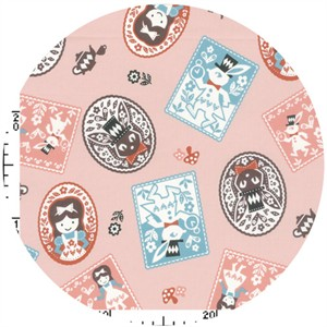 Kokka Japan, Lucky Rabbit Blush