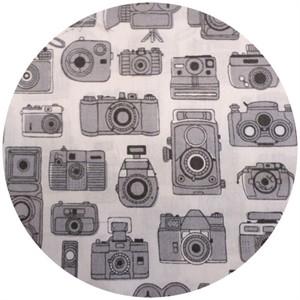Kokka Japan, Snapshot Cameras Gray