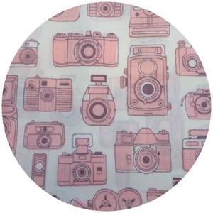 Kokka Japan, Snapshot Cameras Pink