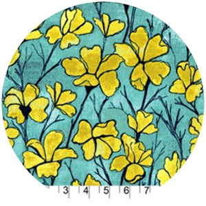 Laura Gunn, Cosmos, Daylilies Yellow