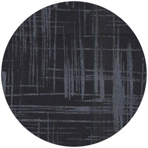 Laura Gunn, Edges, Painter's Canvas Black