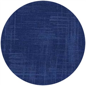 Laura Gunn, Edges, Painter's Canvas Indigo
