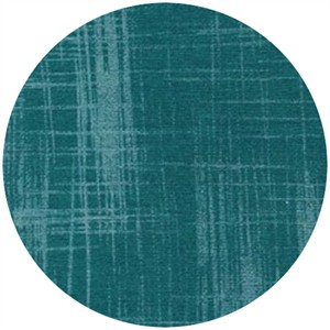Laura Gunn, Edges, Painter's Canvas Teal