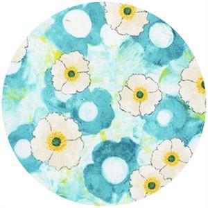 Laura Gunn, Vignette, Spring All Over Aqua