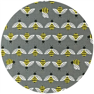 Laurie Wisbrun, Bright and Buzzy, Bees Silver