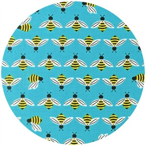 Laurie Wisbrun, Bright and Buzzy, Bees Sky