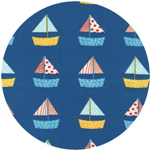Laurie Wisbrun, Don't Be Crabby, Sailboats Nautical