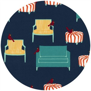 Laurie Wisbrun, Holiday Sweet Tweets, Cardinals & Cushions Retro