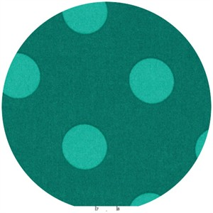 Lecien, Color Basic, Dot Turquoise