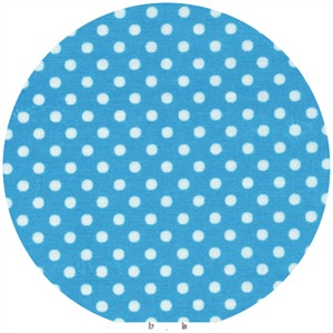 Lecien, Color Basic, PIn Dot Rich Blue