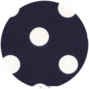 Lecien, Color Basic, Dot Navy